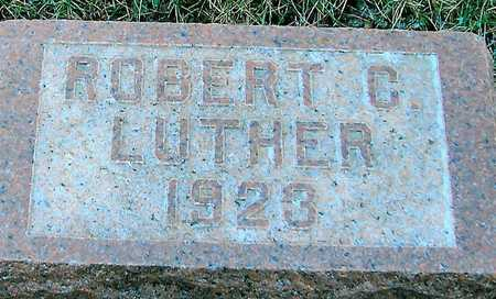 LUTHER, ROBERT C. - Boone County, Iowa | ROBERT C. LUTHER