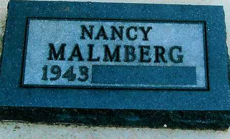 MALMBERG, NANCY - Boone County, Iowa | NANCY MALMBERG