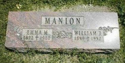MANION, EMMA M. - Boone County, Iowa | EMMA M. MANION
