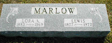 MARLOW, LEWIS - Boone County, Iowa | LEWIS MARLOW