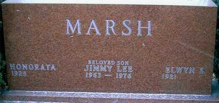 MARSH, ELWYN S. - Boone County, Iowa | ELWYN S. MARSH