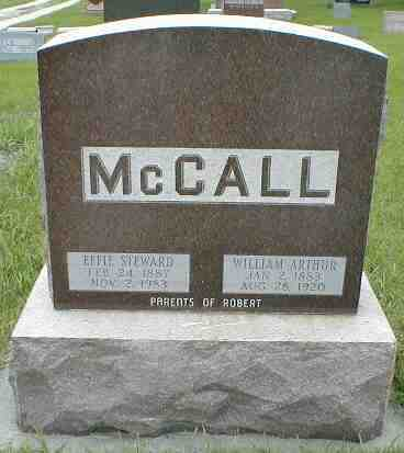 MCCALL, EFFIE - Boone County, Iowa | EFFIE MCCALL