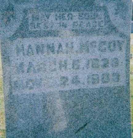 MCCOY, HANNAH - Boone County, Iowa | HANNAH MCCOY
