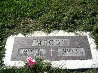 MCCOY, MARY O - Boone County, Iowa | MARY O MCCOY