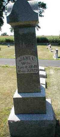 MILLER, JANE L. - Boone County, Iowa | JANE L. MILLER