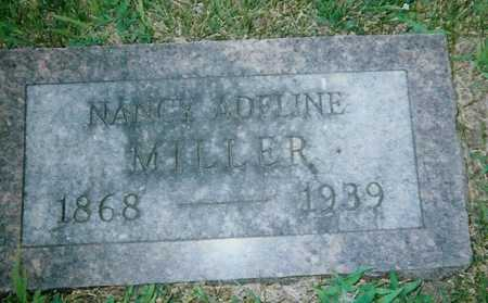 MILLER, NANCY ADELINE - Boone County, Iowa | NANCY ADELINE MILLER