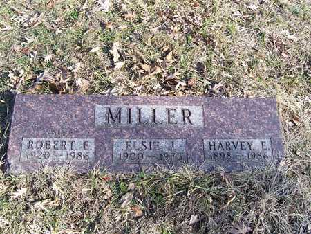 MILLER, HARVEY E. - Boone County, Iowa | HARVEY E. MILLER
