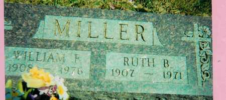 MILLER, WILLIAM F - Boone County, Iowa | WILLIAM F MILLER