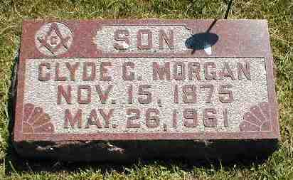 MORGAN, CLYDE C. - Boone County, Iowa | CLYDE C. MORGAN