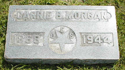 MORGAN, CARRIE B. - Boone County, Iowa | CARRIE B. MORGAN