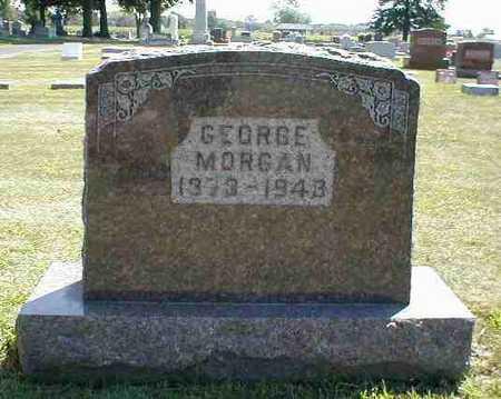 MORGAN, GEORGE - Boone County, Iowa | GEORGE MORGAN