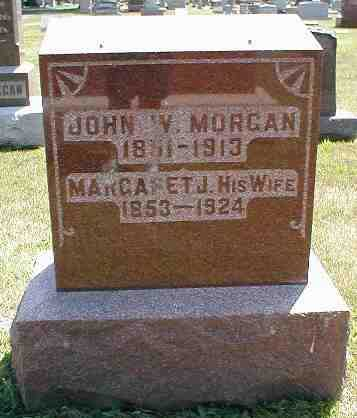MORGAN, JOHN W. - Boone County, Iowa | JOHN W. MORGAN