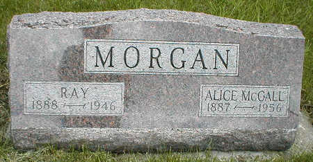 MORGAN, RAY - Boone County, Iowa | RAY MORGAN