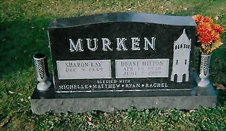 MURKEN, SHARON KAY - Boone County, Iowa | SHARON KAY MURKEN
