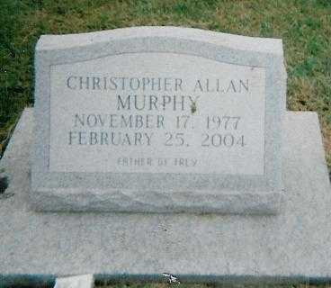 MURPHY, CHRISTOPHER ALLAN - Boone County, Iowa | CHRISTOPHER ALLAN MURPHY