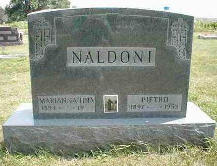 NALDONI, PIETRO - Boone County, Iowa | PIETRO NALDONI