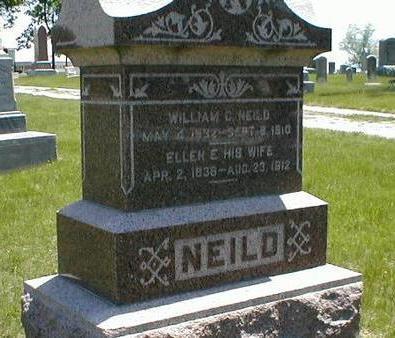 NEILD, WILLIAM C. - Boone County, Iowa | WILLIAM C. NEILD