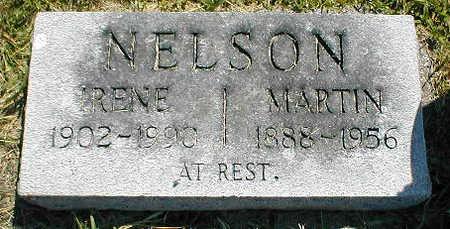 NELSON, IRENE - Boone County, Iowa | IRENE NELSON
