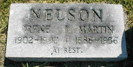 NELSON, MARTIN - Boone County, Iowa | MARTIN NELSON
