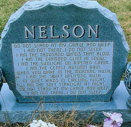 NELSON, RUSSELL V. - Boone County, Iowa   RUSSELL V. NELSON