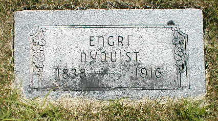 NYQUIST, ENGRI - Boone County, Iowa | ENGRI NYQUIST