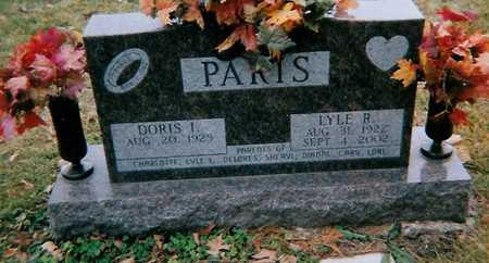 PARIS, LYLE R. - Boone County, Iowa | LYLE R. PARIS