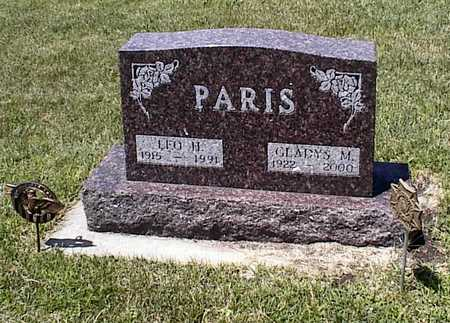 PARIS, LEO H. - Boone County, Iowa | LEO H. PARIS