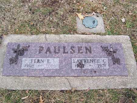 PAULSON, LAWRENCE C. - Boone County, Iowa | LAWRENCE C. PAULSON