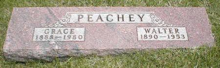 PEACHEY, WALTER - Boone County, Iowa | WALTER PEACHEY