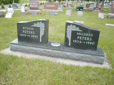 PETERS, RUDDIE - Boone County, Iowa | RUDDIE PETERS