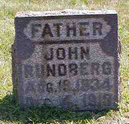 RUNDBERG, JOHN - Boone County, Iowa | JOHN RUNDBERG