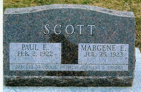SCOTT, PAUL E - Boone County, Iowa | PAUL E SCOTT