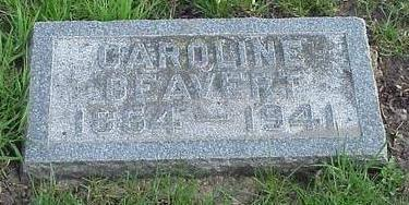 SEAVERT, CAROLINE - Boone County, Iowa | CAROLINE SEAVERT