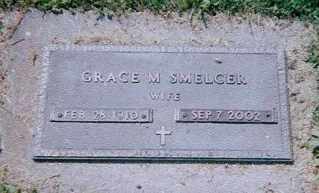 SMELCER, GRACE M. - Boone County, Iowa | GRACE M. SMELCER
