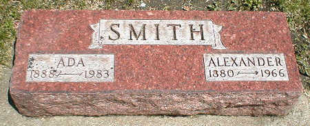 SMITH, ADA - Boone County, Iowa | ADA SMITH