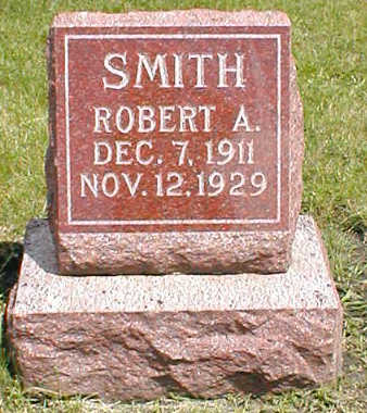 SMITH, ROBERT A. - Boone County, Iowa | ROBERT A. SMITH