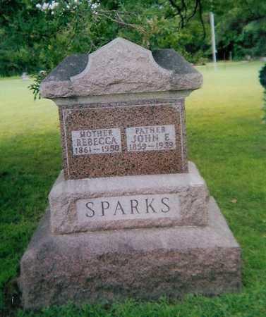 SPARKS, REBECCA - Boone County, Iowa | REBECCA SPARKS