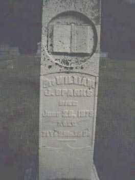 SPARKS, WILLIAM J. - Boone County, Iowa   WILLIAM J. SPARKS