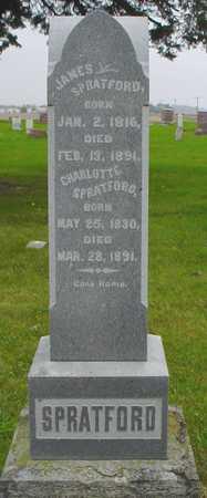 SPRATFORD, CHARLOTTE - Boone County, Iowa | CHARLOTTE SPRATFORD