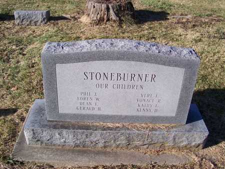 STONEBURNER, ESTHER E. - Boone County, Iowa | ESTHER E. STONEBURNER