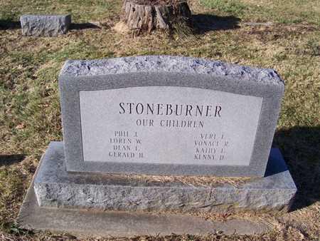 STONEBURNER, JESSE E. - Boone County, Iowa | JESSE E. STONEBURNER