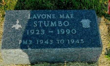 STUMBO, LAVONE MAE - Boone County, Iowa | LAVONE MAE STUMBO