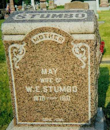 STUMBO, MAY - Boone County, Iowa | MAY STUMBO