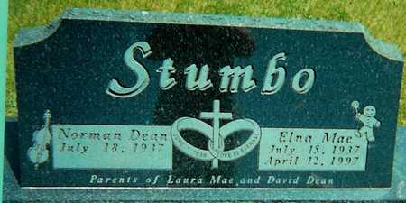 STUMBO, NORMAN DEAN - Boone County, Iowa | NORMAN DEAN STUMBO