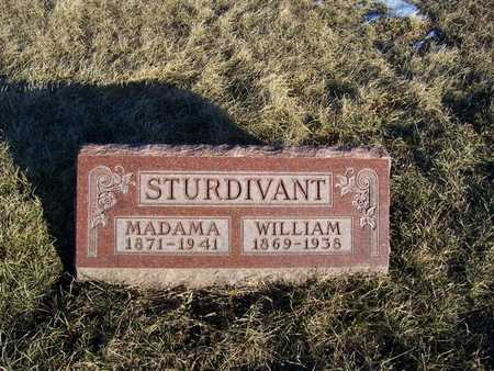 STURDIVANT, WILLIAM - Boone County, Iowa | WILLIAM STURDIVANT