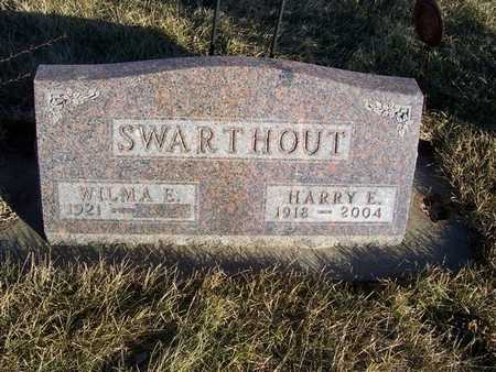 SWARTHOUT, HARRY E - Boone County, Iowa | HARRY E SWARTHOUT