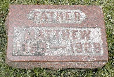 TEMBY, MATTHEW - Boone County, Iowa | MATTHEW TEMBY