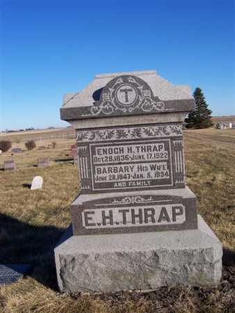 THRAP, BARBARY - Boone County, Iowa | BARBARY THRAP