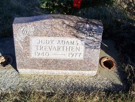 TREVARTHEN, JUDY ADAMS - Boone County, Iowa | JUDY ADAMS TREVARTHEN