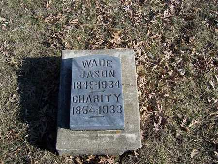 WADE, CHARITY - Boone County, Iowa | CHARITY WADE